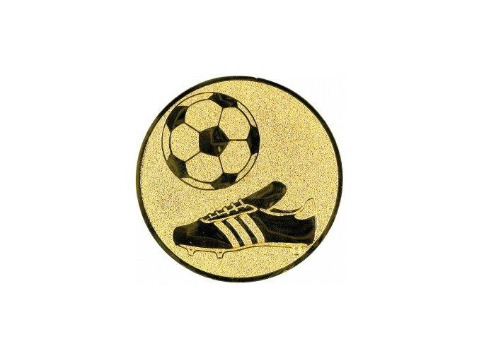 Emblém fotbal kopačka
