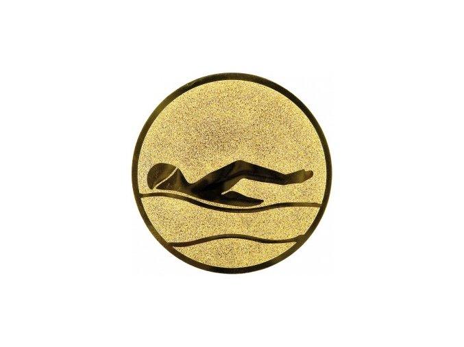 Emblém plavání