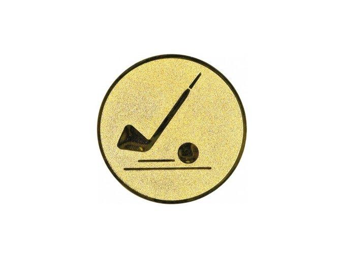 Emblém golf