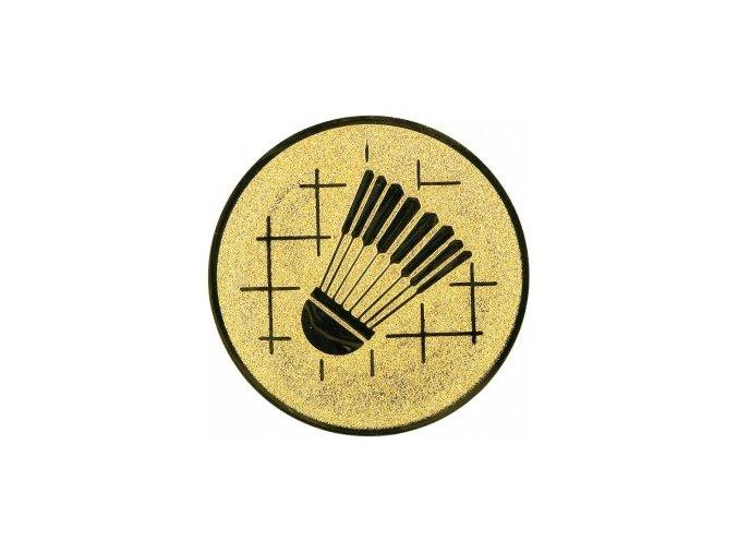 Emblém badminton