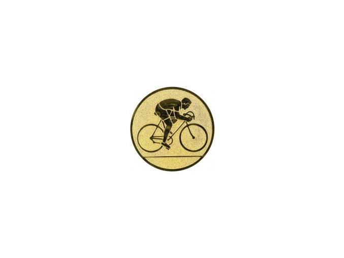 Emblém cyklistika