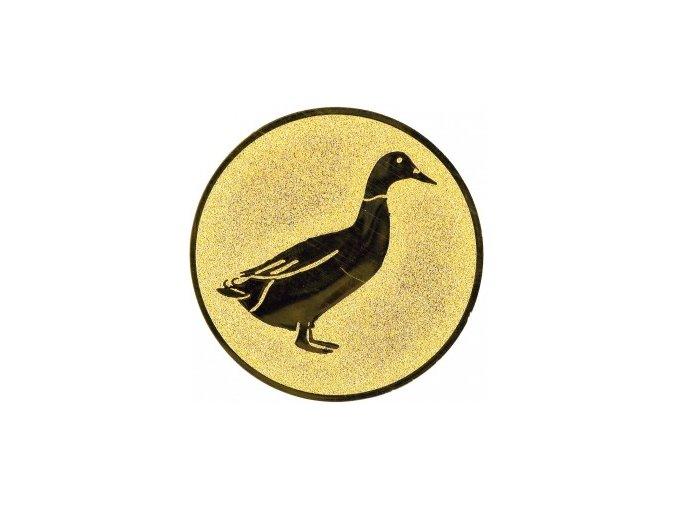 Emblém kachna