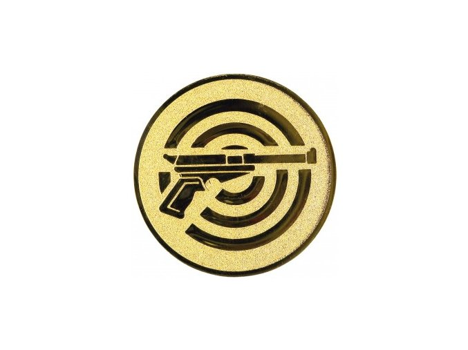 Emblém pistole