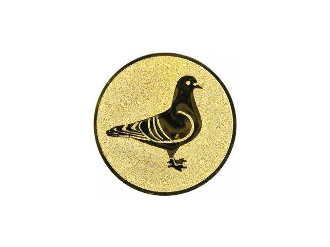Emblém holub