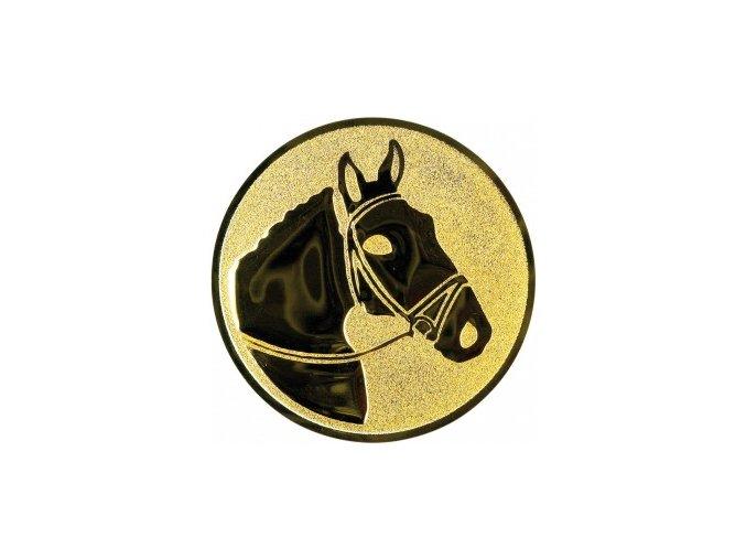 Emblém kůň