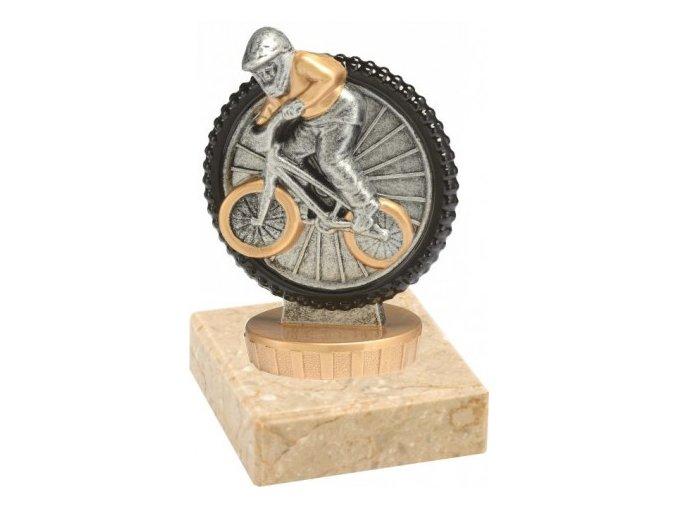Figurka barevná BMX kolo
