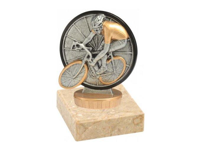 Figurka barevná cyklistika
