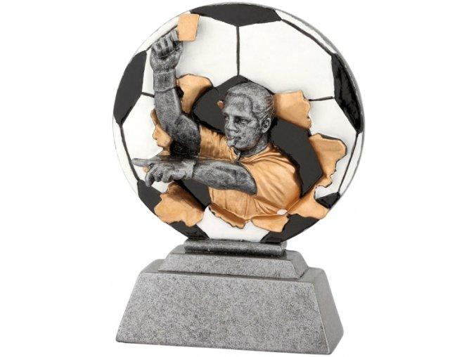 Soška fotbal rozhodčí