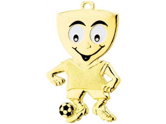 Medaile fotbal MD42B