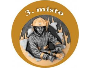 Emblém hasič 3.místo
