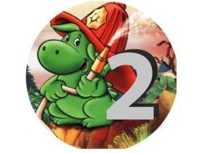 Emblém Soptík 2.místo