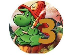 Emblém Soptík 3.místo
