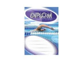 Diplom velký plavání