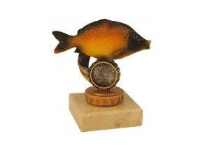 Figurka barevná ryba