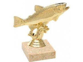 Figurka zlatá ryba
