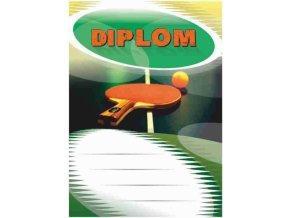 Diplom velký stolní tenis