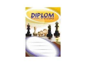 Diplom velký šachy