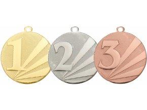 Medaile číslice MDC1122