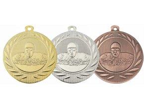 Medaile plavání MD500