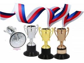 Medaile pohárek MDC001