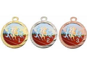 Medaile běh MA116