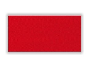 Stuha s karabinou V2C - červená