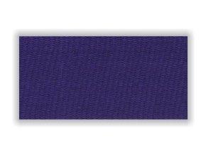 Stuha s karabinou V2M - modrá tmavá