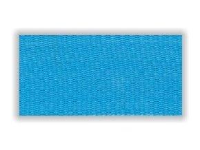 Stuha s karabinou V2N - modrá světlá