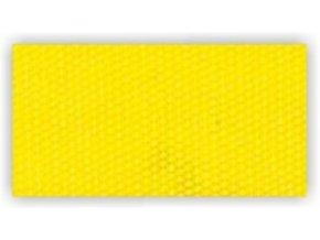 Stuha s karabinou V2ZU - žlutá