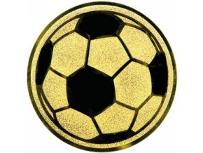 Emblém fotbal míč
