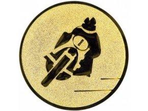 Emblém motorka