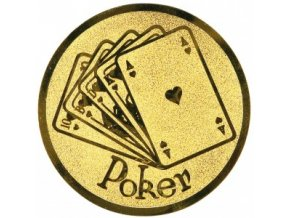 Emblém poker