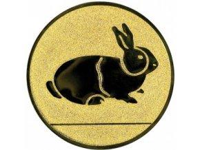 Emblém králík