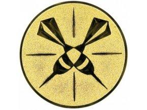 Emblém šipky