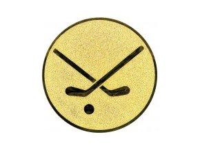 Emblém florbal