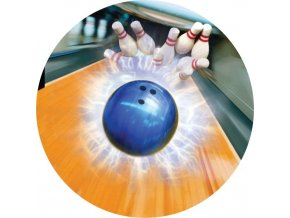 Emblém bowling