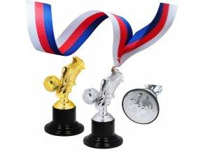 Medaile kopačka MDC003