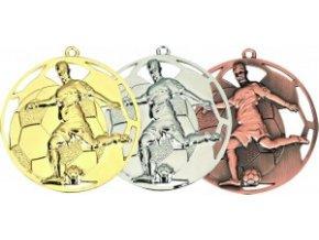 Medaile fotbal ME060