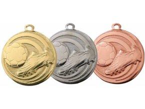 Medaile fotbal ME090
