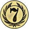 Emblém číslice 7