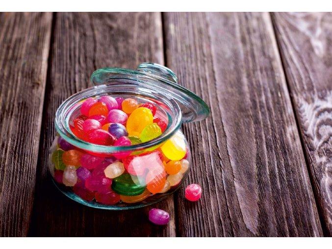 Farebné cukríky