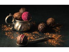 čokoládové mlsanie