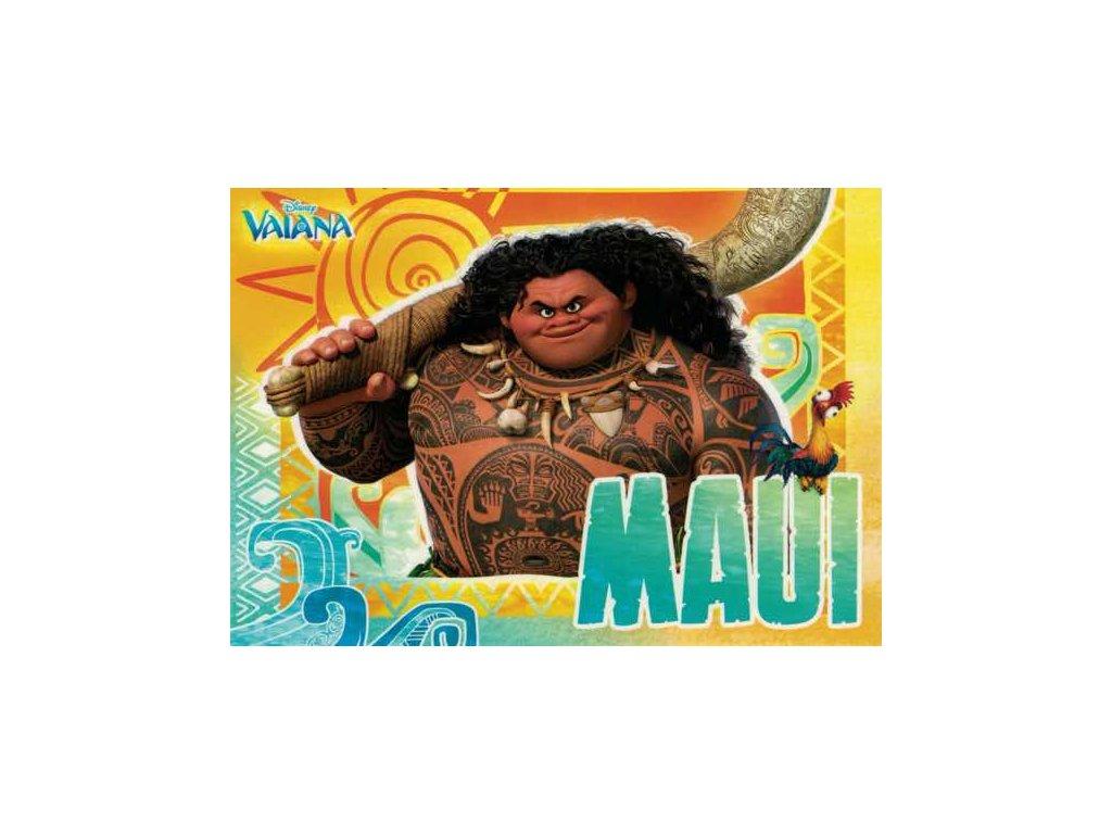 Pohlednice Odvážná Vaiana - Maui 3