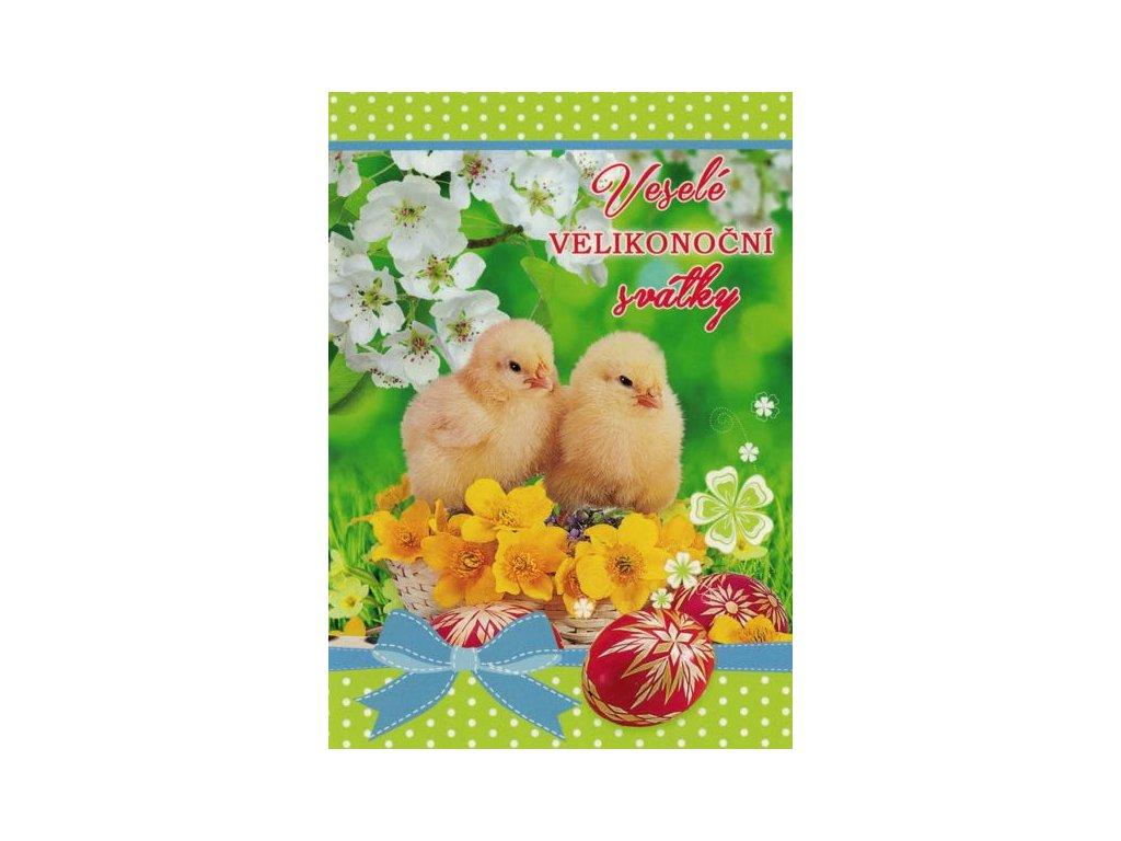 Pohlednice Velikonoční 36