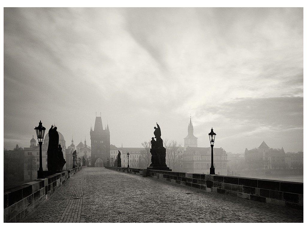 Pohlednice Karlův most