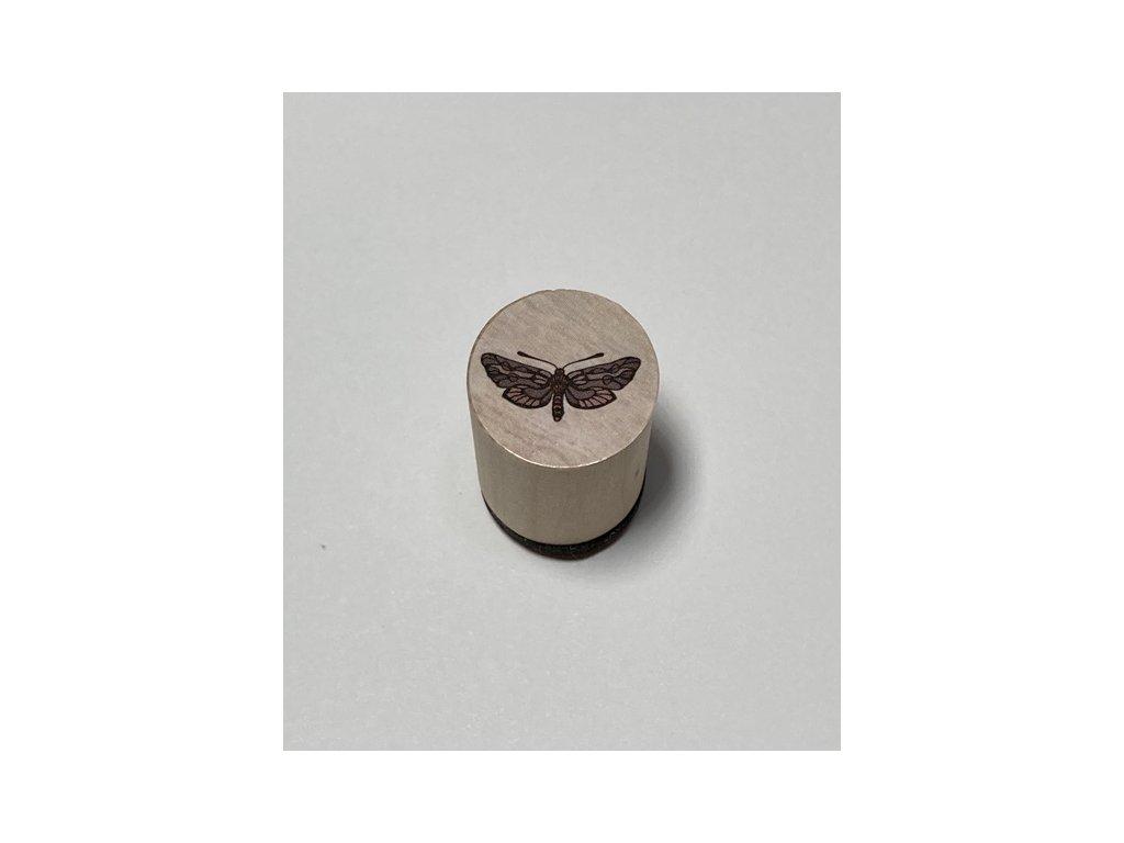 Razítko Motýlek 5