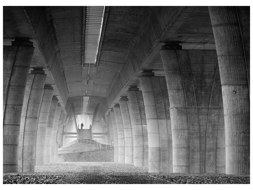 Pohlednice Pod mostem 2