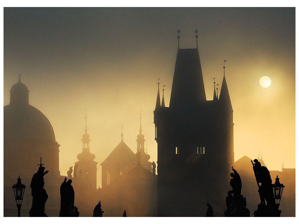 Pohlednice Pražské věže
