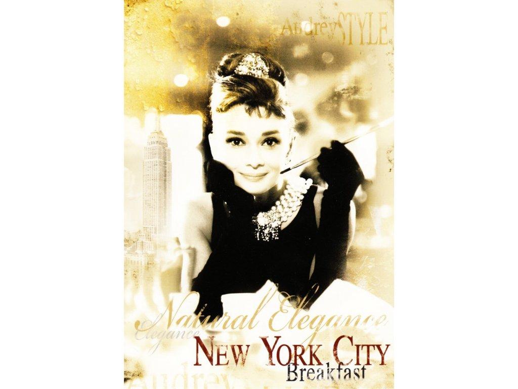 Pohlednice Audrey Hepburn