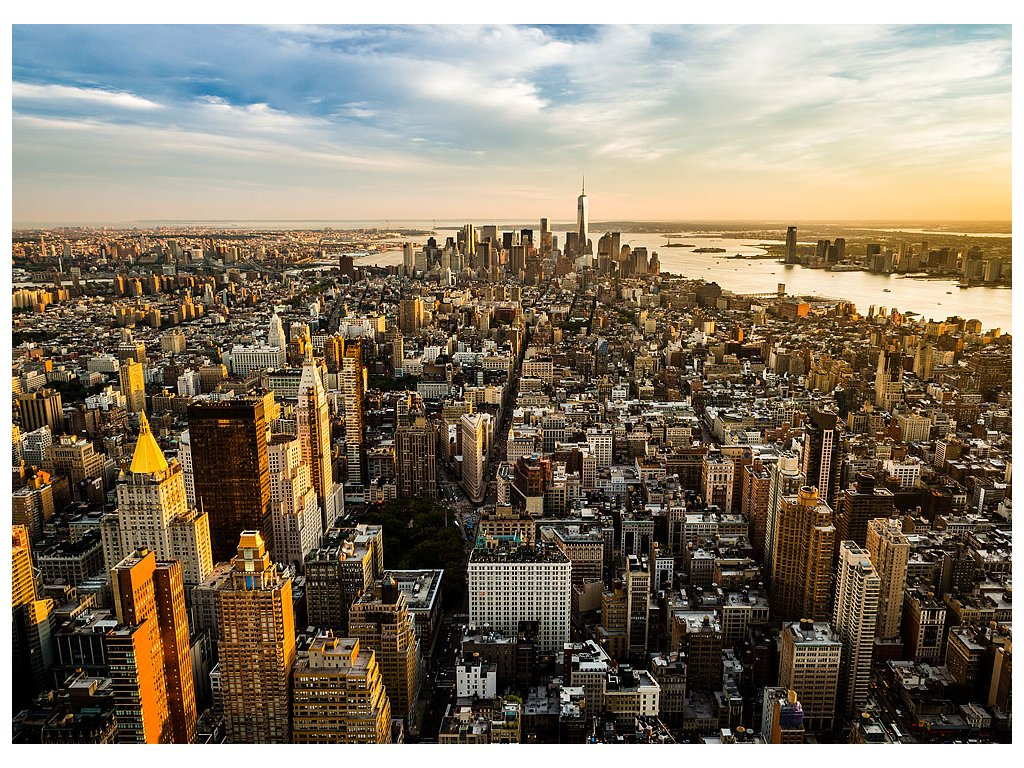 Pohlednice New York